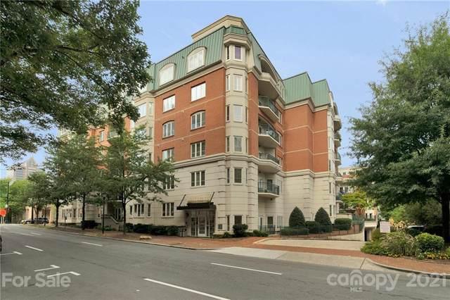 415 N Church Street #114, Charlotte, NC 28202 (#3788535) :: High Performance Real Estate Advisors