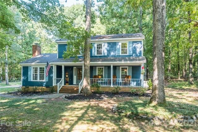 202 Raintree Drive, Matthews, NC 28104 (#3788576) :: Rhonda Wood Realty Group