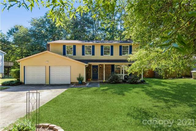 628 Sweetgum Lane, Charlotte, NC 28211 (#3788613) :: Johnson Property Group - Keller Williams