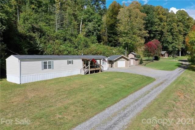 55 Picket Lane, Sylva, NC 28779 (#3788684) :: Homes with Keeley | RE/MAX Executive