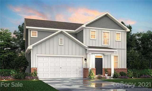 5015 Weddington Pointe Drive #63, Monroe, NC 28110 (#3788741) :: Odell Realty