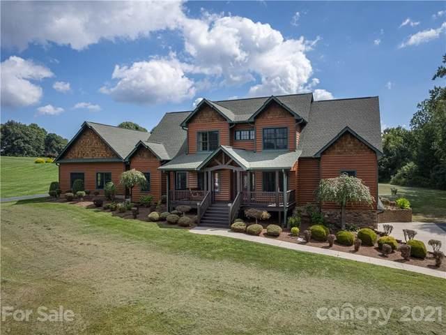 89 Fairmont Road, Candler, NC 28715 (#3788808) :: Odell Realty