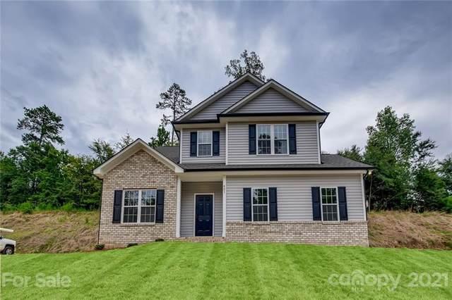 Lot 14 Loganberry Lane, Granite Quarry, NC 28146 (#3788820) :: Robert Greene Real Estate, Inc.