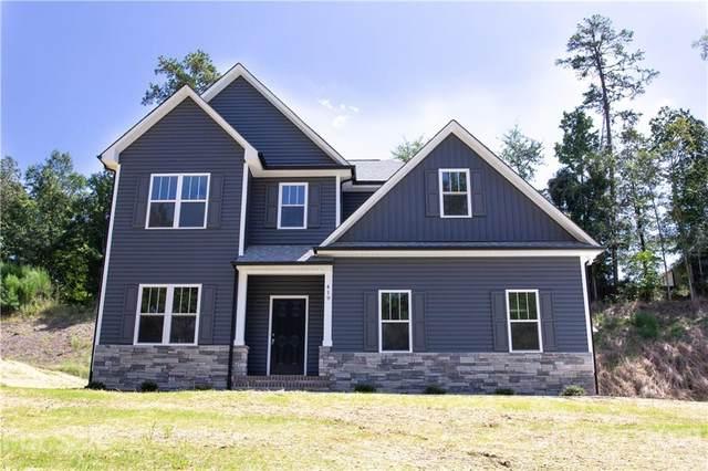 Lot 13 Loganberry Lane, Granite Quarry, NC 28146 (#3788829) :: Robert Greene Real Estate, Inc.