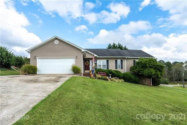 5300 Grace Drive, Hickory, NC 28601 (#3788903) :: Homes Charlotte