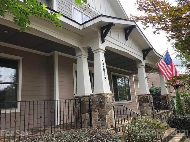 17018 Ashton Oaks Drive, Charlotte, NC 28278 (#3788945) :: Johnson Property Group - Keller Williams