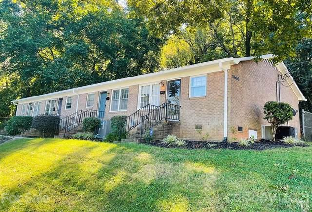 1344 Briar Creek Road #18, Charlotte, NC 28205 (#3788973) :: Carlyle Properties