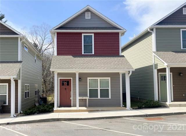 8 Cool Spring Drive #21, Asheville, NC 28806 (#3788977) :: Odell Realty