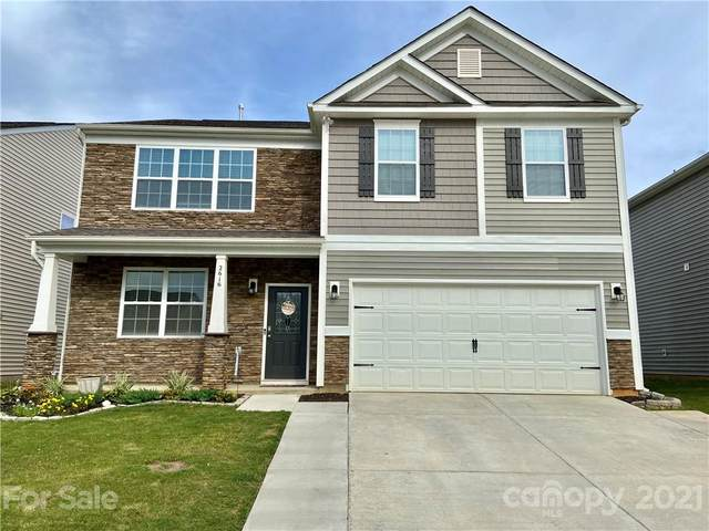 2616 Linhay Drive #24, Charlotte, NC 28216 (#3788984) :: Odell Realty