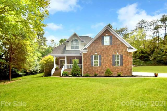 2502 Shady Lane Ave Extension, Kannapolis, NC 28081 (#3788998) :: Odell Realty