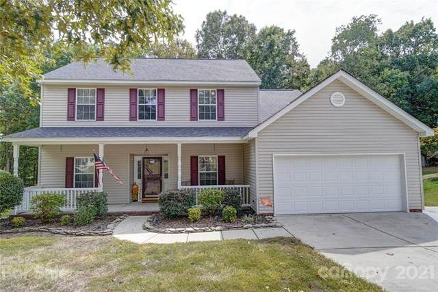 1658 Trotters Ridge Road, Stanfield, NC 28163 (#3789009) :: The Mitchell Team