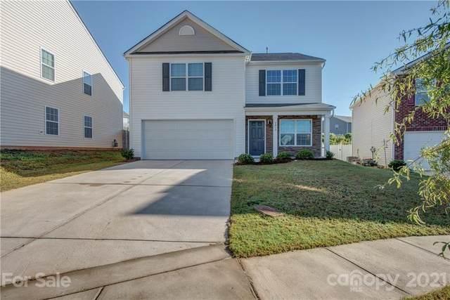 2812 Easton Knoll Drive, Dallas, NC 28034 (#3789079) :: Premier Realty NC