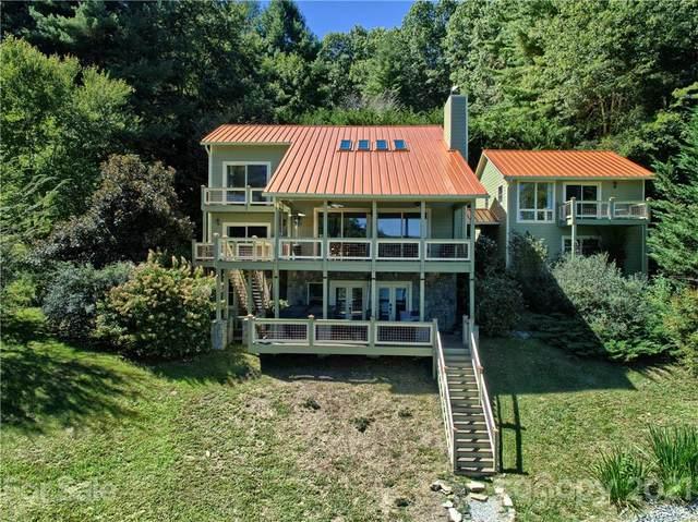 110 Caribou Mountain Road, Cullowhee, NC 28723 (#3789106) :: High Performance Real Estate Advisors