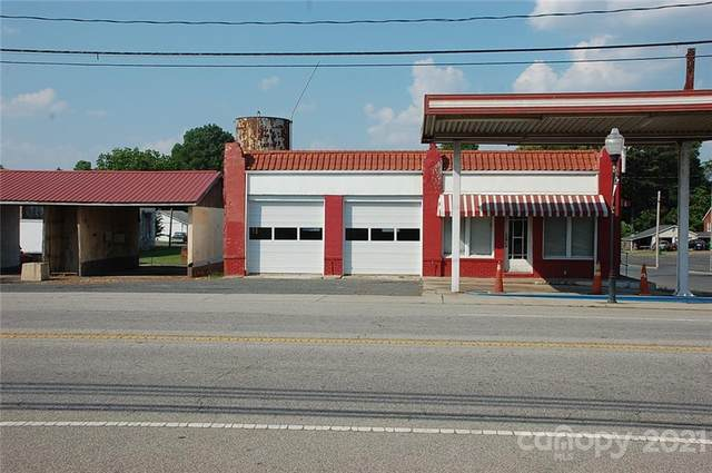 404 N Main Street 1,2,3 & 4, Oakboro, NC 28129 (#3789116) :: The Mitchell Team