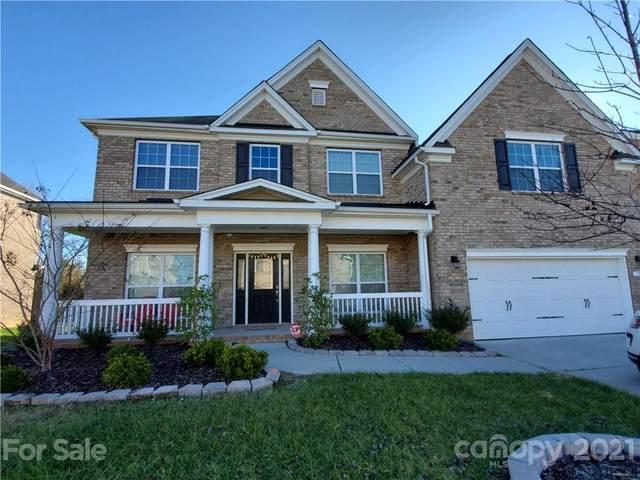 1212 Autumn Ridge Drive, Waxhaw, NC 28173 (#3789191) :: Homes Charlotte