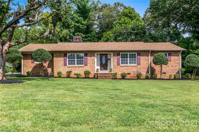 3111 Eastway Drive, Statesville, NC 28625 (#3789198) :: IDEAL Realty