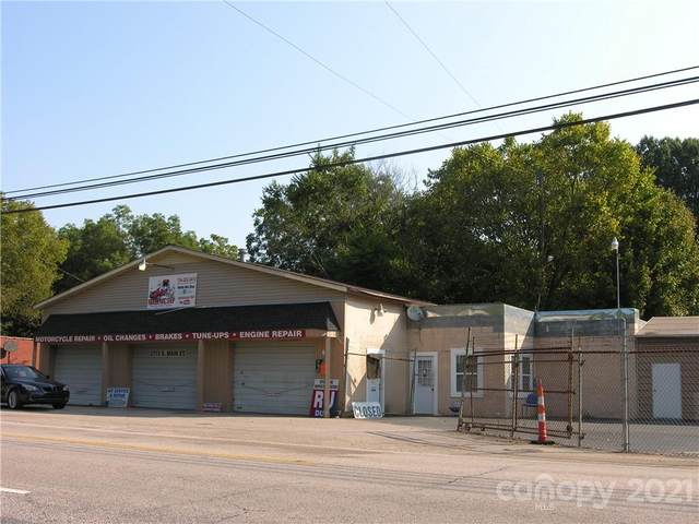 2715 Main Street, Concord, NC 28027 (#3789215) :: Odell Realty
