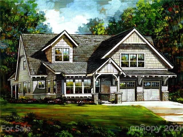 46 Ashe Park Circle #27, Asheville, NC 28806 (#3789217) :: Carver Pressley, REALTORS®