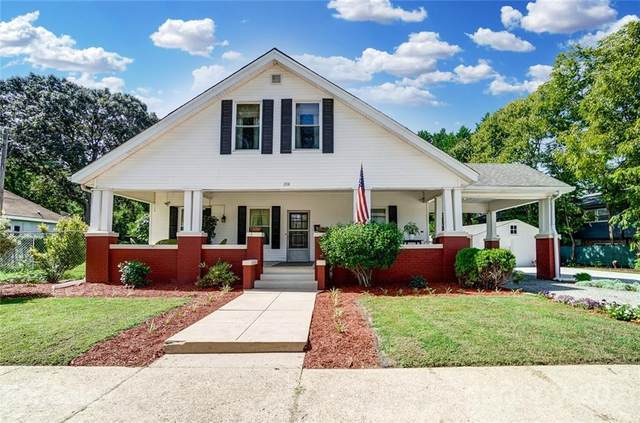 218 E Glendale Avenue, Mount Holly, NC 28120 (#3789288) :: Odell Realty