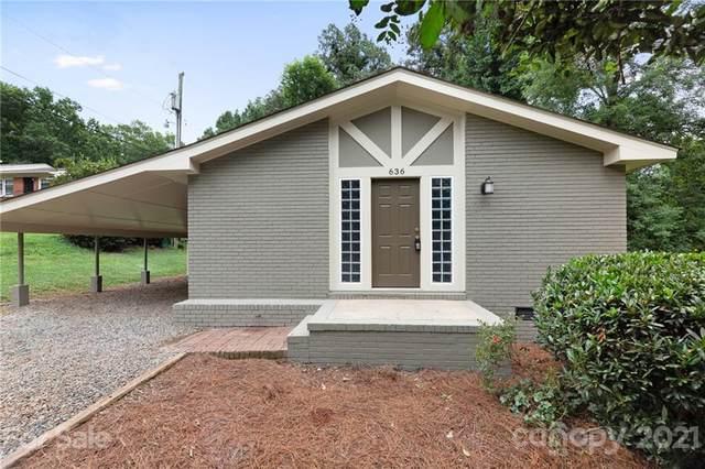 636 Fortune Street #17, Charlotte, NC 28205 (#3789291) :: Keller Williams South Park