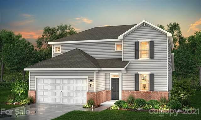 1010 Hanover Crossing Drive #22, Charlotte, NC 28215 (#3789296) :: Rhonda Wood Realty Group