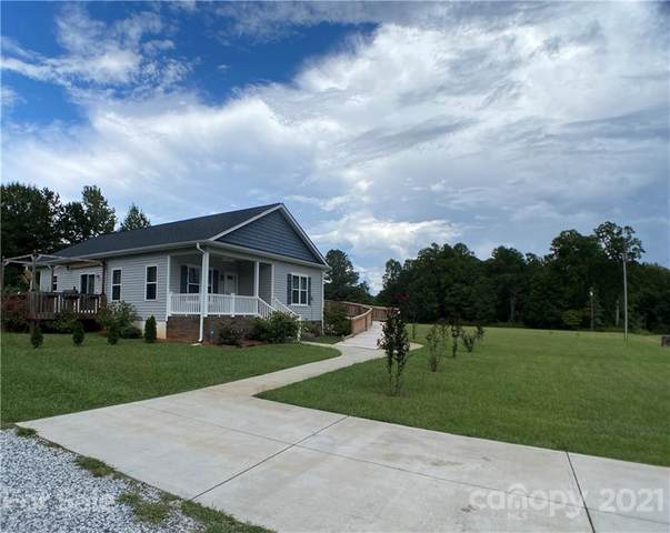 145 Lay Low Lane, Salisbury, NC 28147 (#3789304) :: Homes with Keeley | RE/MAX Executive