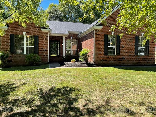 349 Reed Creek Road N/A, Mooresville, NC 28117 (#3789306) :: Odell Realty