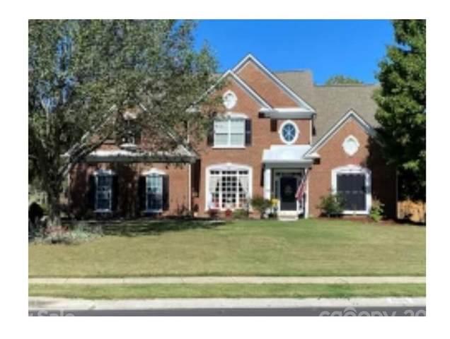 5126 King Arthur Drive, Charlotte, NC 28277 (#3789330) :: Besecker Homes Team