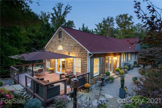 320 Kenilworth Road, Asheville, NC 28804 (#3789355) :: Homes Charlotte