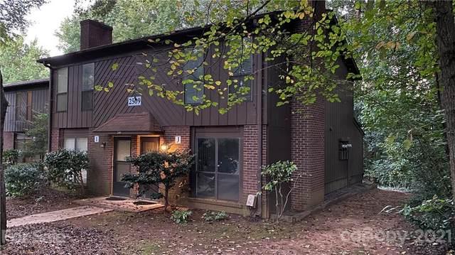 2509 Kilborne Drive J, Charlotte, NC 28205 (#3789379) :: MOVE Asheville Realty