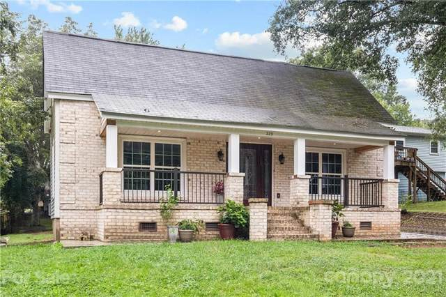 223 SW Green Drive, Concord, NC 28027 (#3789384) :: Odell Realty