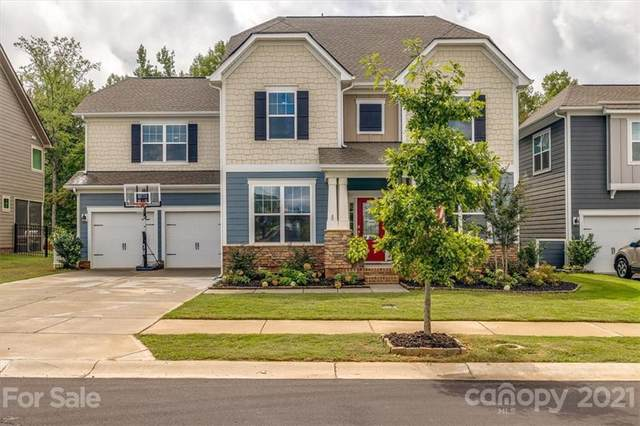 5001 Hamilton Mill Drive, Waxhaw, NC 28173 (#3789403) :: Homes Charlotte