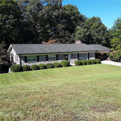 151 Azalea Drive, Connelly Springs, NC 28612 (#3789407) :: The Mitchell Team