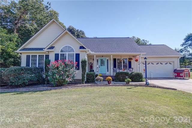 1840 Indian Trail, Lincolnton, NC 28092 (#3789458) :: Briggs American Homes