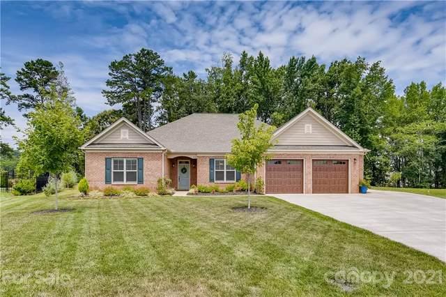 166 Holly Ridge Drive, Mooresville, NC 28115 (#3789469) :: Cloninger Properties