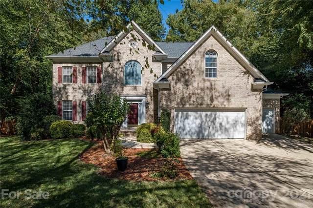 17442 Glassfield Drive, Huntersville, NC 28078 (#3789480) :: Keller Williams South Park