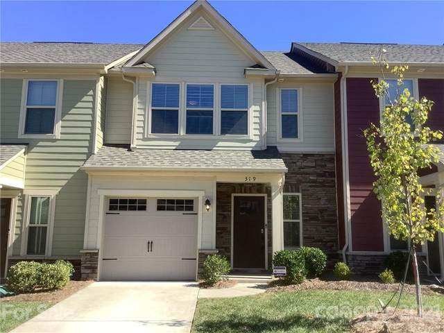 319 Pond Place Lane, Stallings, NC 28104 (#3789489) :: Homes Charlotte
