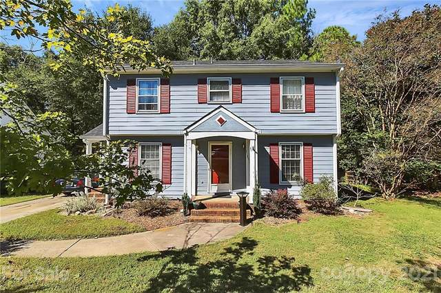 11831 Painted Tree Road 15-A, Charlotte, NC 28226 (#3789504) :: Keller Williams South Park
