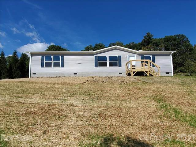 2535 Bend Of Ivy Road, Marshall, NC 28753 (#3789524) :: Homes with Keeley | RE/MAX Executive