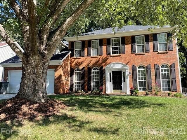 6402 Falls Lake Drive, Charlotte, NC 28270 (#3789527) :: Love Real Estate NC/SC