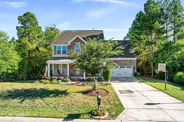 283 Hydrangea Drive, Lake Wylie, SC 29710 (#3789575) :: Home and Key Realty