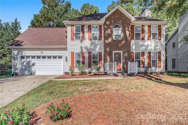 7607 Trotter Road, Charlotte, NC 28216 (#3789596) :: Cloninger Properties