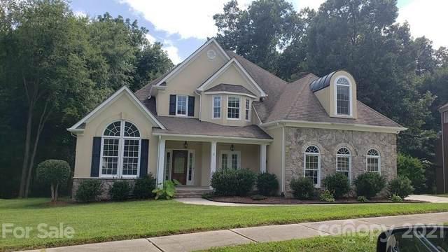 8121 Grahamson Lane, Charlotte, NC 28269 (#3789608) :: Odell Realty