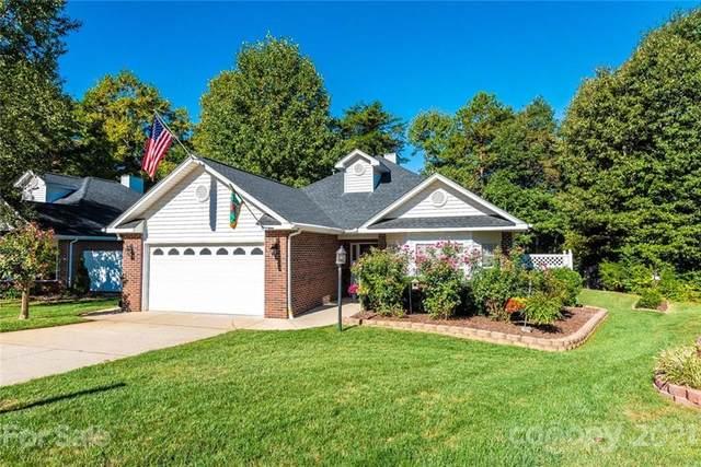 722 41st Avenue Drive NE #37, Hickory, NC 28601 (#3789648) :: Rhonda Wood Realty Group