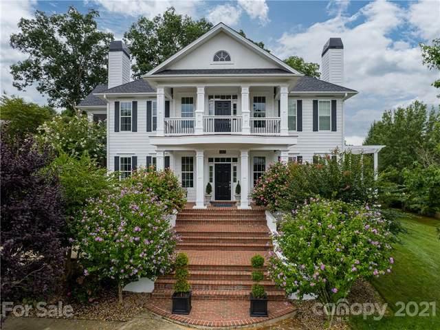 401 Oak Tree Lane, Fletcher, NC 28732 (#3789652) :: Briggs American Homes