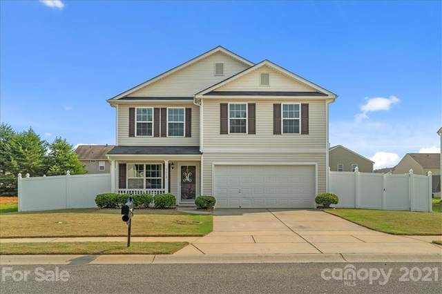 3618 Hope Marian Street, Gastonia, NC 28052 (#3789678) :: Caulder Realty and Land Co.
