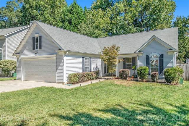 9227 Shenington Place, Charlotte, NC 28216 (#3789685) :: Home and Key Realty