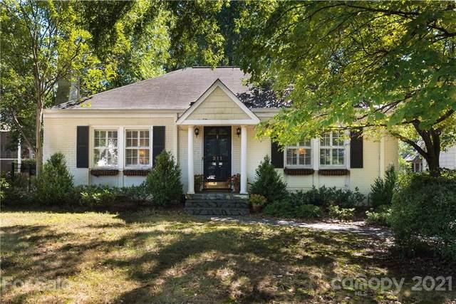 211 Brandywine Road, Charlotte, NC 28209 (#3789706) :: Homes Charlotte