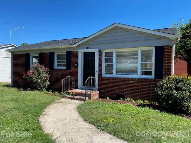 1408 Dean Street, Charlotte, NC 28216 (#3789709) :: Homes Charlotte