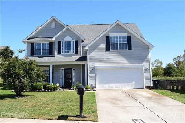 2875 Watercrest Drive, Concord, NC 28027 (#3789712) :: Ann Rudd Group